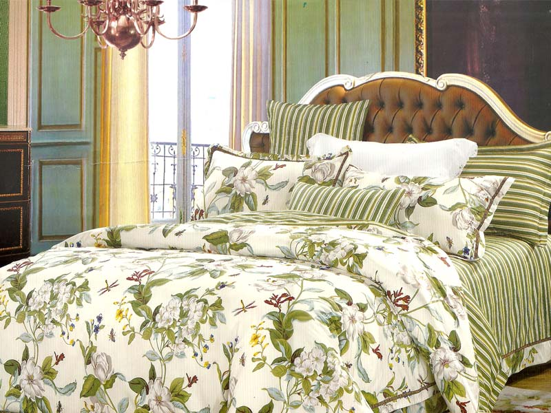 Foral Bed Sheet Set