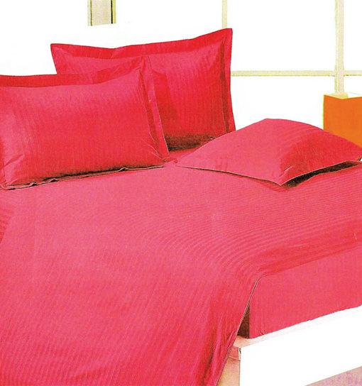 Red Bed Sheet Set