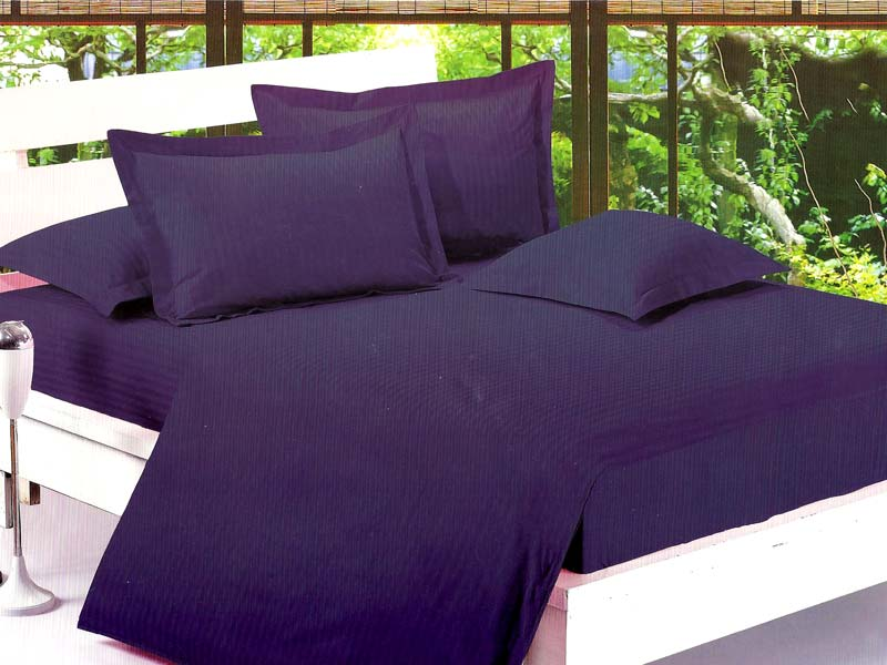 Royal Blue Bed Sheet Set