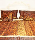 pure-silk-bedding-gold-flower-print-1