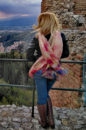 Vibrant-pure-silk-poppy-scarf-2